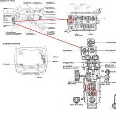 toyota matrix diagram headlight wiring diagram elsavadorla