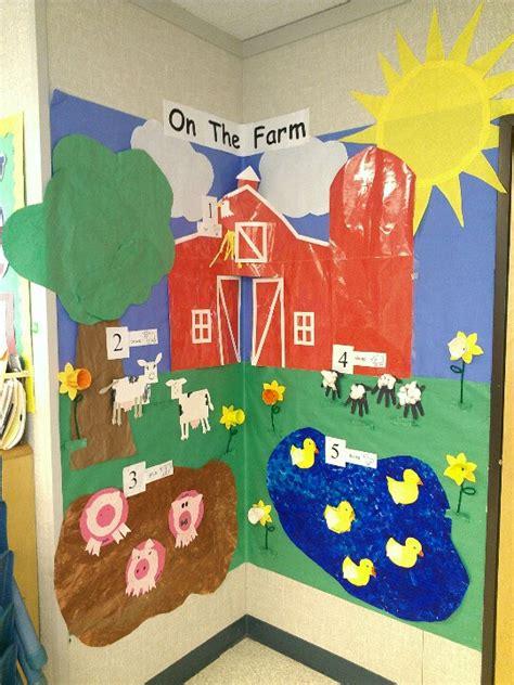 classroom math games that kids will love that make farm theme i also made it a math bulletin board things