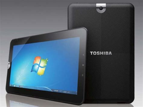 Tablet Toshiba toshiba unveils 11 6 quot win 7 tablet notebookcheck net news