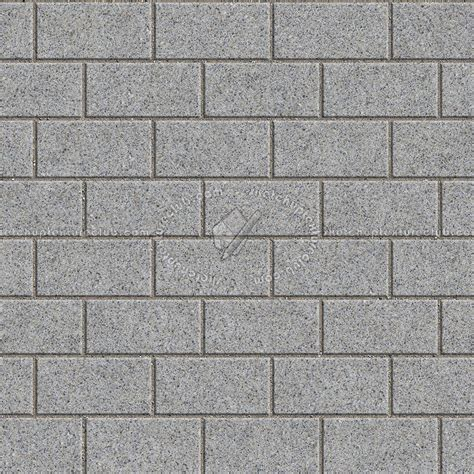 Baju Pria 3d Paving Block Blue pavers regular blocks texture seamless 06294