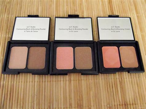 E L F Studio Blush e l f studio contouring blush bronzing powder in turks
