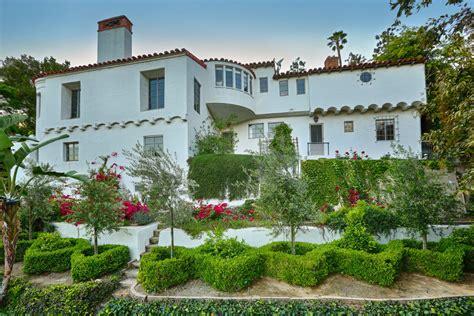 olivia wildes  spanish villa  la   sale