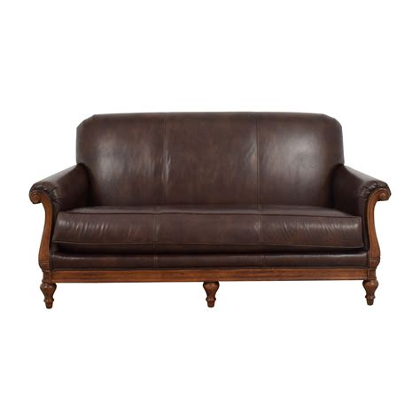 thomasville leather sofa thomasville leather sofa recliner 28 images