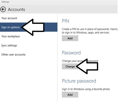 windows reset local password how to change local account password in windows 10