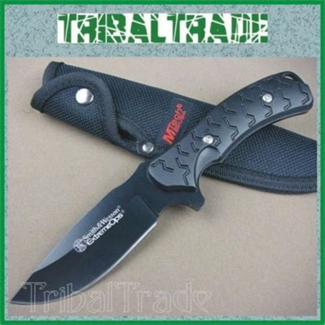 s w swat knife knives 4 to go smith wesson m tech ops swat