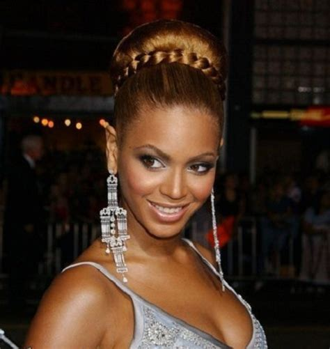 african american hair buns braided bun hairstyles brand new ideas to copy hollywood