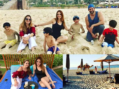 hrithik roshan life story life is a beach for hrithik roshan sussanne khan and