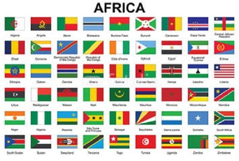 africa set of 3x5 flags 54 country lightweight polyester flags new ebay