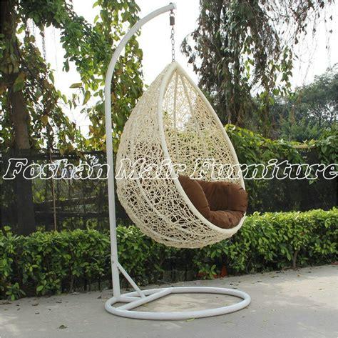 garden egg swing chair china stylish garden rattan swing chair outdoor hanging