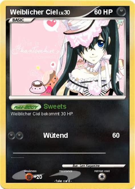 Custom Anime Kesing Hp Obito003 pok 233 mon weiblicher ciel 2 2 my card