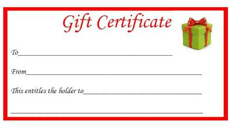 christmas gift voucher template uk svoboda2 com homemade gifts archives page 3 of 5 the diary of a