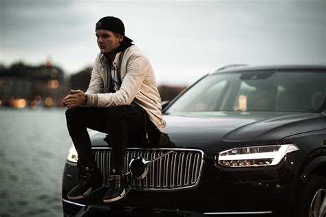 avicii volvo volvo taps swedish dj avicii to make video with the new