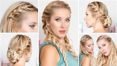 Pretty Hairstyles For School For by 7 Pretty Hairstyles For School That Are And Easy