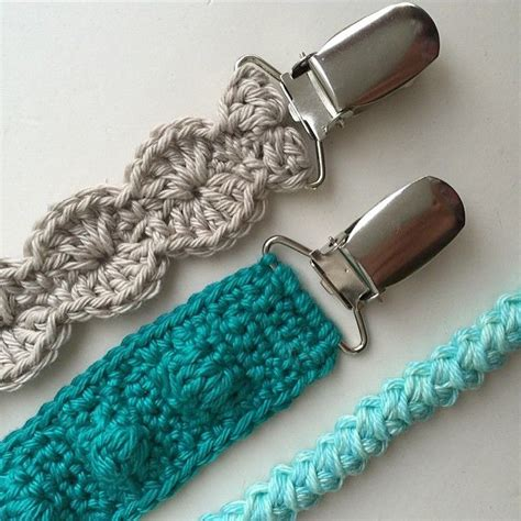 free pattern pacifier holder 25 best ideas about crochet pacifier clip on pinterest