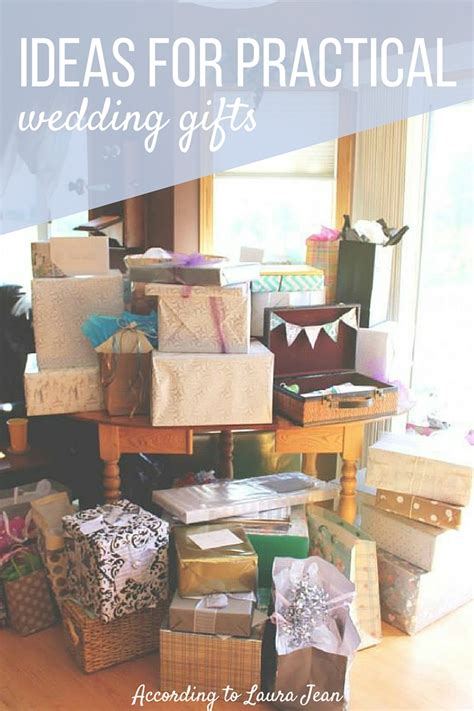 newlyweds gifts ideas for practical wedding gifts according to laura jean