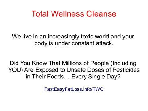 Dr Joshi S Holistic Detox Review by Total Wellness Cleanse Live Total Wellness Cleanse Review