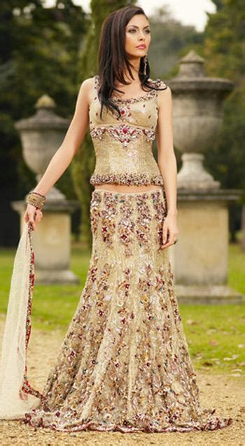 Asian Wedding Dresses by Fashions Asian Bridal Dresses