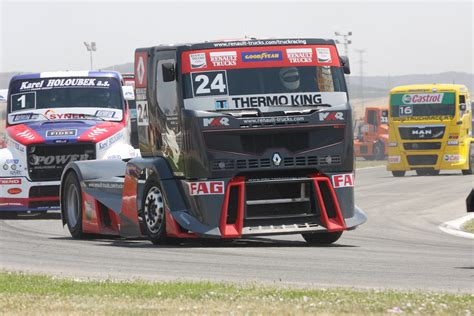 truck race renault trucks corporate press releases truck racing