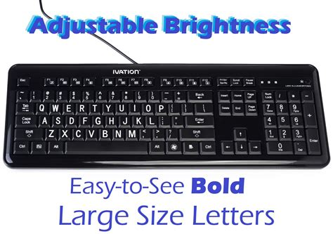 printing large letters on computer ivation letter illuminated large print full size