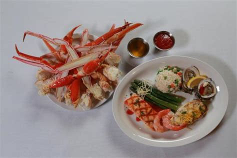 seafood buffet picture of ute mountain casino hotel