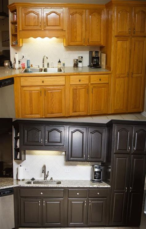 nuvo cabinet paint sles diy professional looking painted cabinets for 100