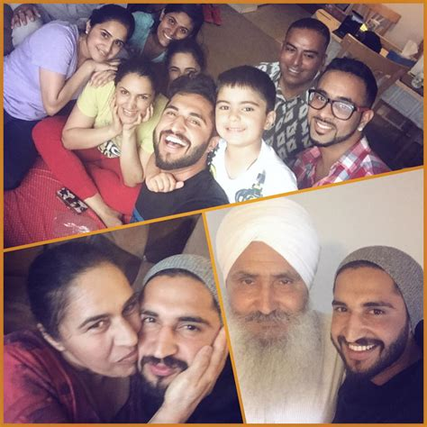 ammy virk with family ammy virk with his wife newhairstylesformen2014 com