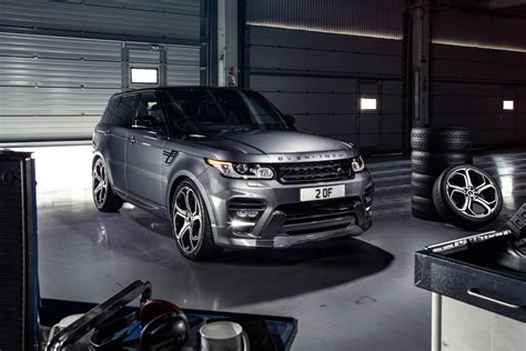 modified range rover sport overfinch range rover sport modified autos world blog