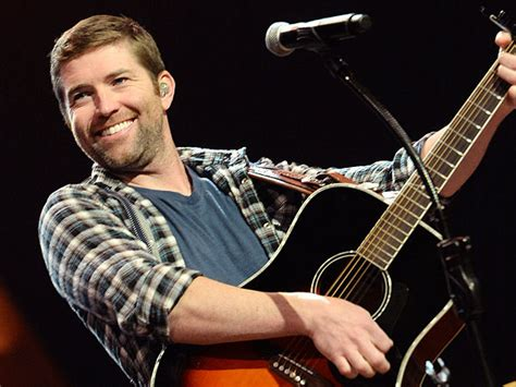 Penelope And Josh Move On by National Anthem Sung By Josh Turner