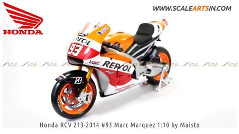 Maisto Repsol Honda Marc Marquez Series honda rcv 213 93 marc marquez 2014 repsol team 1 10 by maisto diecast scale model scaleartsin