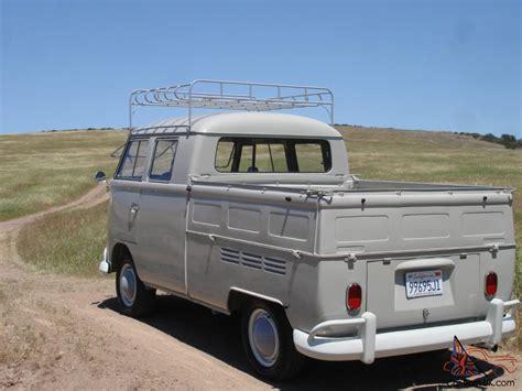 vintage volkswagen truck volkswagen bus truck for sale autos weblog