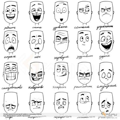 Drawing Expressions by Pin By Malysheva On Emotions Expressions