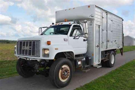 1997 gmc c7500 gmc c7500 1997 utility service trucks