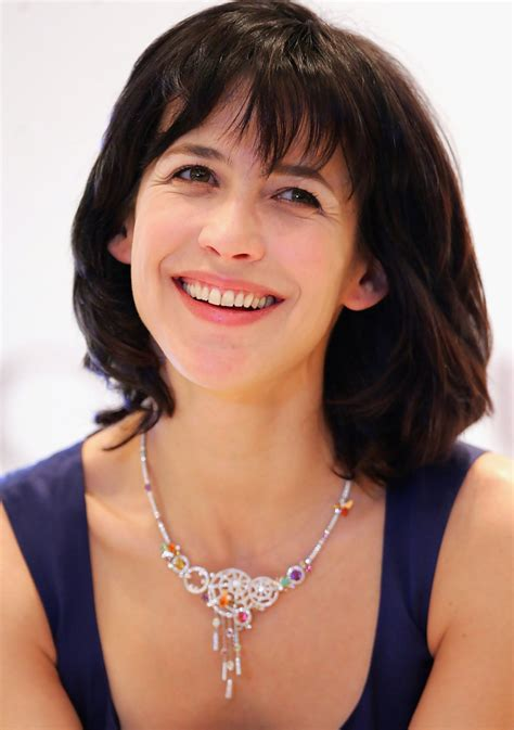 haircut mrg more pics of sophie marceau short cut with bangs 22 of 32