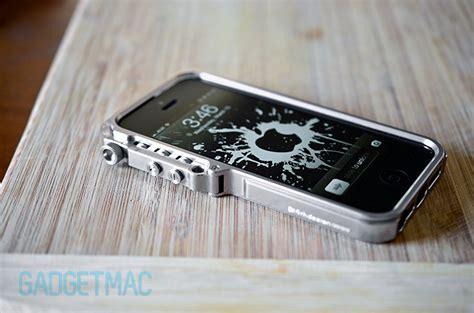 Best Deal Aluminium Bumper Arm Trigger For Iphone 6 Plus 4th design trigger aluminum iphone 5 bumper review gadgetmac