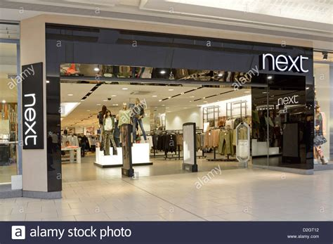 Home Design Stores Los Angeles by Next Clothing Store Shop Front Window In Shopping Mall