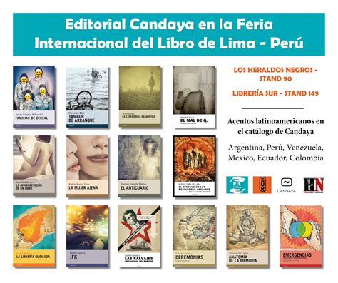 la uruguaya libros del antonio tello cuentos y poemas de tello en la feria de lima