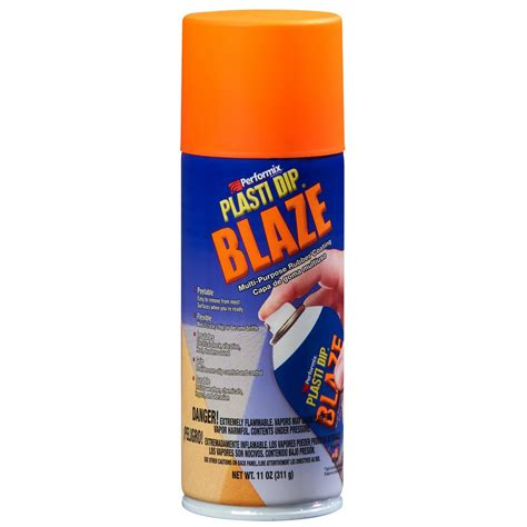 plasti dip 11 oz blaze orange plasti dip 11218 6 the