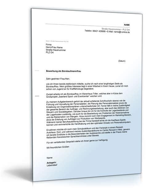 Anschreiben Vorlage Burokauffrau Bewerbung Anschreiben B 252 Rokauffrau Yournjwebmaster