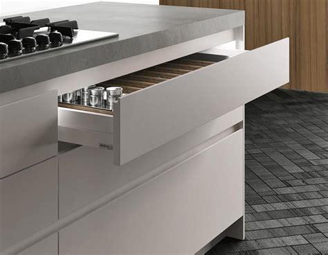 cassetti per cucina awesome cassetti scorrevoli cucina contemporary home