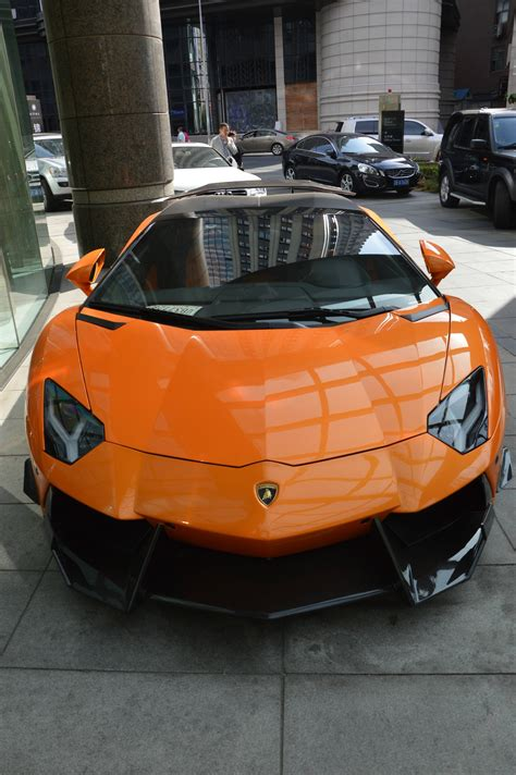 lamborghini aventador sv roadster orange 2013 dmc luxury lamborghini aventador sv roadster hd pictures carsinvasion com