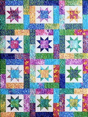 Atkinson Quilt Patterns by Atkinson Designs Lucky Quilt Top Pattern Atk 129
