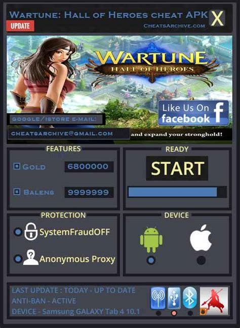 game hack mod apk 2015 wartune hack cheat tool generator for pc facebook