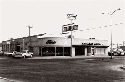 Ford Town Carlsbad Nm Carlsbad New Mexico 1970s Hemmings Daily