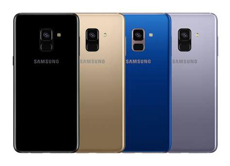 Samsung Galaxy Kamera Depan Ada Flash harga dan spesifikasi samsung galaxy a8 2018 droidpoin