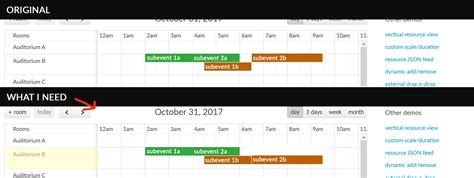 javascript fullcalendar aggregate collapsible event