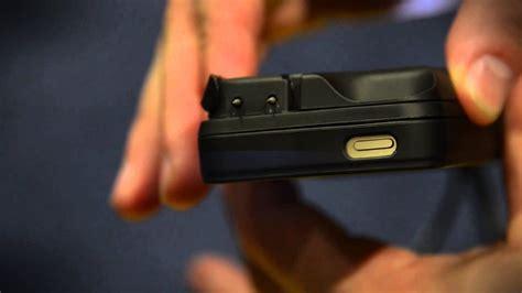 feels  zap     volt iphone case stun gun youtube