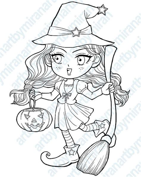 cute witch coloring page 218 best images about coloring on pinterest coloring