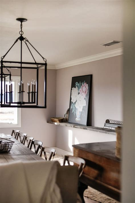 french country inspired dining room pink dining rooms