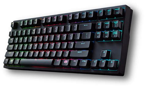 Cooler Master Masterkeys Pro S Rgb Gaming Keyboard Switch cooler master masterkeys pro s