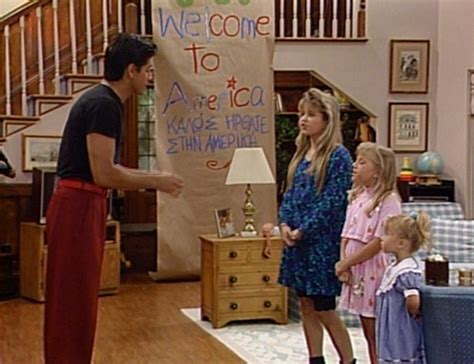 full house reviewed season 4 episode 1 greek week every episode of full house reviewed in